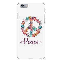 peace floral sing iPhone 6 Plus/6s Plus Case | Artistshot
