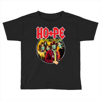 Highway To Health Toddler T-shirt Designed By Jurutenx