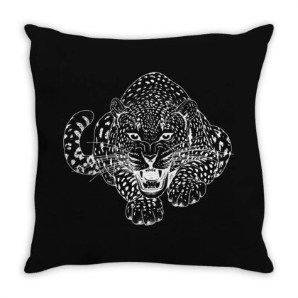 Leopard Throw Pillow Designed By Estore