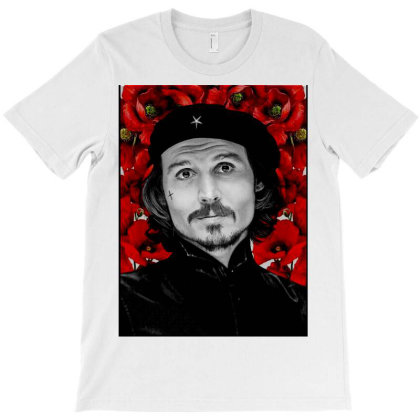 Rebel Heart 2 Red T-shirt Designed By Blackstars