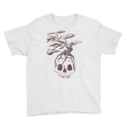 Immortal Youth Tee Designed By Sketchfunart