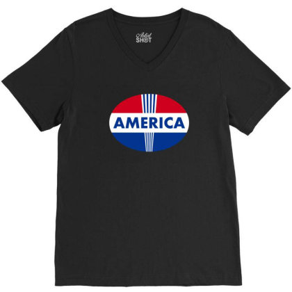 Election 2020 T-thirt, America V-neck Tee Designed By Uniquetouch