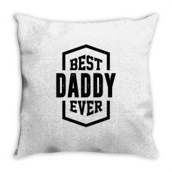 Daddy Throw Pillow | Artistshot
