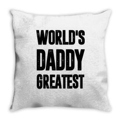 Daddy Throw Pillow | Artistshot