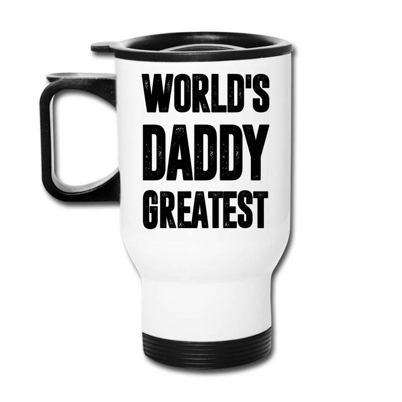 Daddy Travel Mug | Artistshot