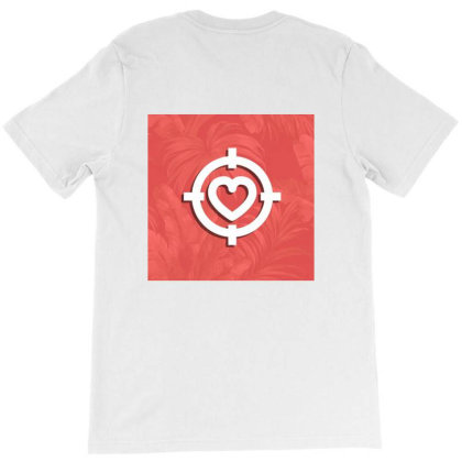 Spot The Love T-shirt Designed By Toghrul67