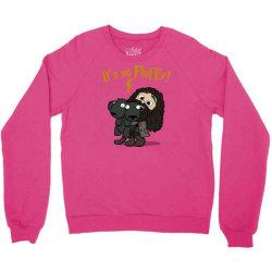 Its So Fluffy! Crewneck Sweatshirt   Artistshot