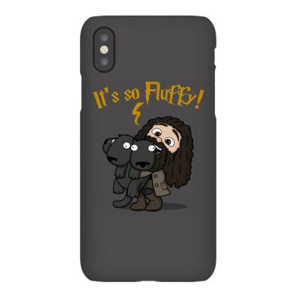Its So Fluffy! Iphonex Case Designed By Raffiti