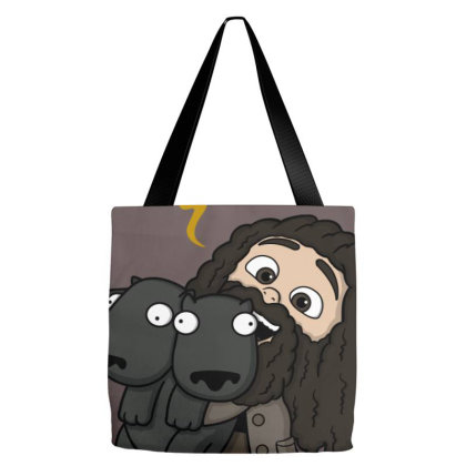 Its So Fluffy! Tote Bags Designed By Raffiti