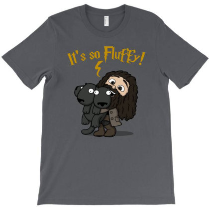 Its So Fluffy! T-shirt Designed By Raffiti