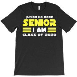 class of 2020 when got real covid 19 coronavirus T-Shirt | Artistshot