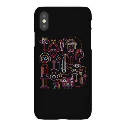Ailen Iphonex Case Designed By Estore