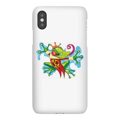 Frog Iphonex Case Designed By Estore
