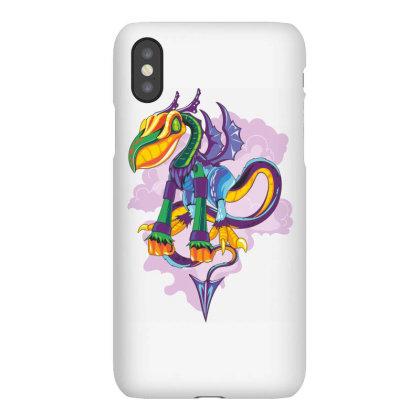 Dragon Iphonex Case Designed By Estore