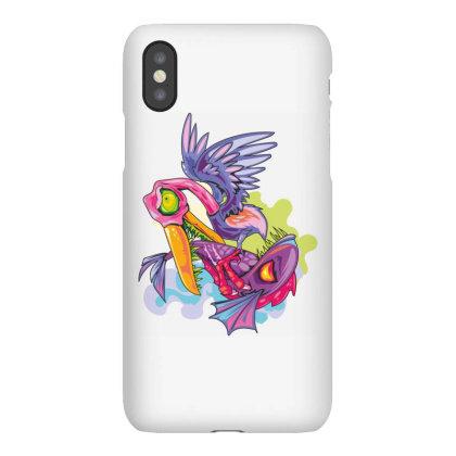 Pelikan Iphonex Case Designed By Estore