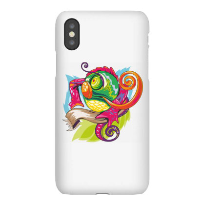 Chameleon Iphonex Case Designed By Estore