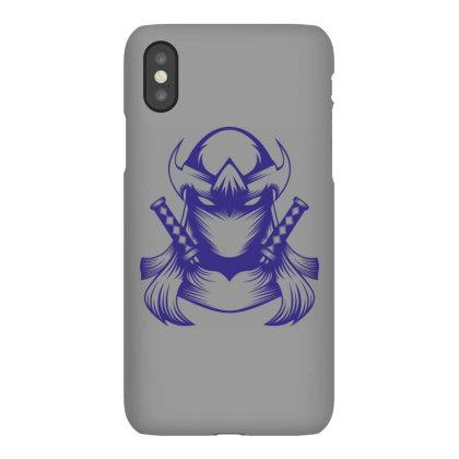 Ninja Iphonex Case Designed By Estore