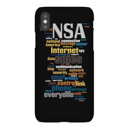 Mobile,agency,military,national,center,internet,spies,email,phone Iphonex Case Designed By Estore