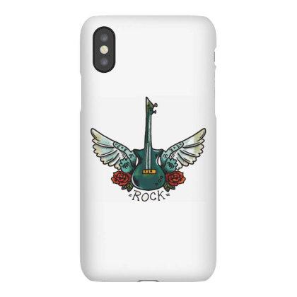 Rock & Roll Iphonex Case Designed By Estore