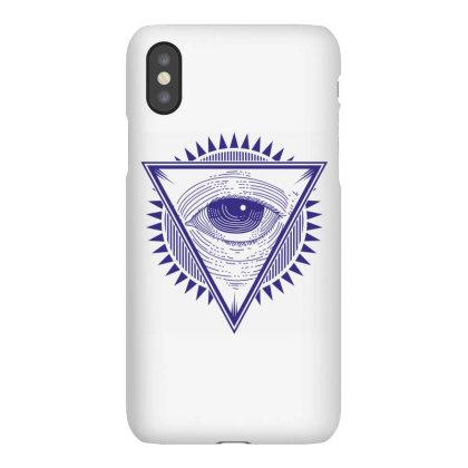Eyes Iphonex Case Designed By Estore