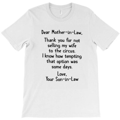 Mother In Law T-shirt Designed By Hoainv