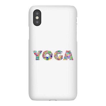 Yoga Iphonex Case Designed By Estore