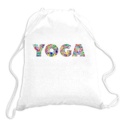 Yoga Drawstring Bags Designed By Estore