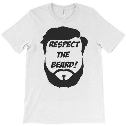 Respect The Beard! T-shirt Designed By Ramateeshirt