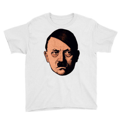 Adolf Hipster Hitler Youth Tee Designed By Estore
