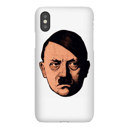 Adolf Hipster Hitler Iphonex Case Designed By Estore