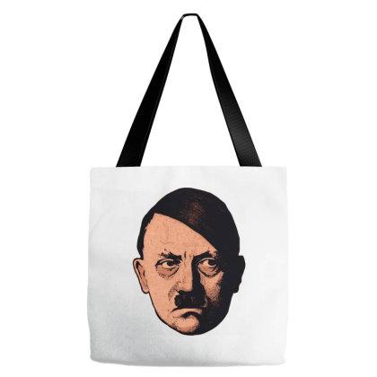 Adolf Hipster Hitler Tote Bags Designed By Estore