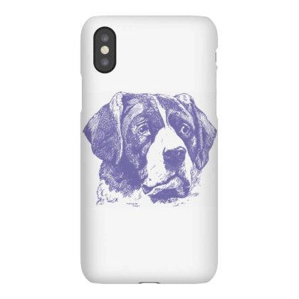 Dog Iphonex Case Designed By Estore