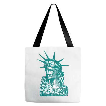 Statue Of Freedom Tote Bags Designed By Estore