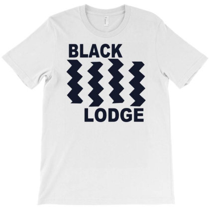 Black Lodge Funny Humor T-shirt Designed By Ramateeshirt