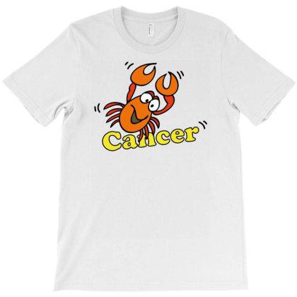 Cancer Zodiac T-shirt Designed By Ramateeshirt