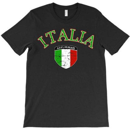 Funny Italian Family Novelty Gift T-shirt Designed By Cogentprint