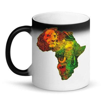 Africa Magic Mug Designed By Ricov Design