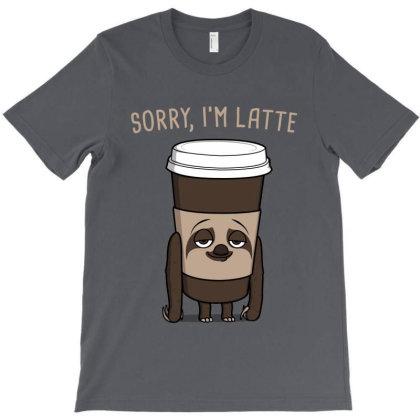 Latte! T-shirt Designed By Raffiti