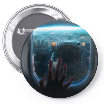 Lost In Space V2 Pin-back Button Designed By Omerpsd
