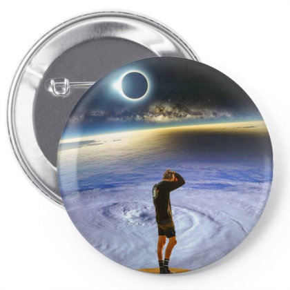 Cosmos Pin-back Button Designed By Josef.psd