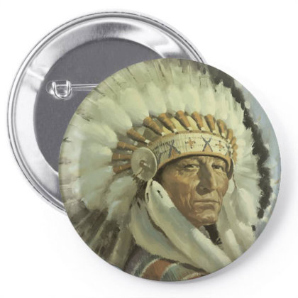The Chief Way Pin-back Button Designed By Estore