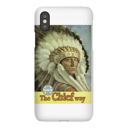The Chief Way Iphonex Case Designed By Estore