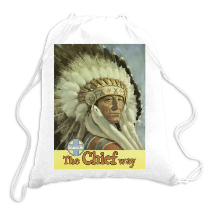 The Chief Way Drawstring Bags Designed By Estore