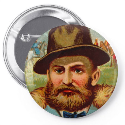 American Pictures Pin-back Button Designed By Estore