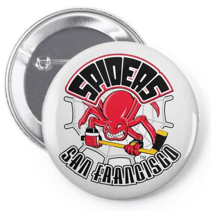 Spider Pin-back Button Designed By Estore