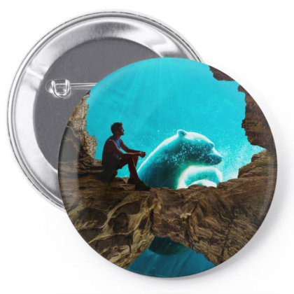 Polar Bear 2 Pin-back Button Designed By Josef.psd