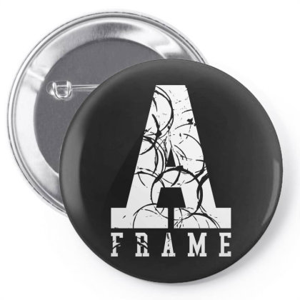 A Frame Pin-back Button Designed By Estore