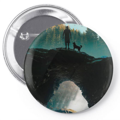 Forest Pin-back Button Designed By Josef.psd