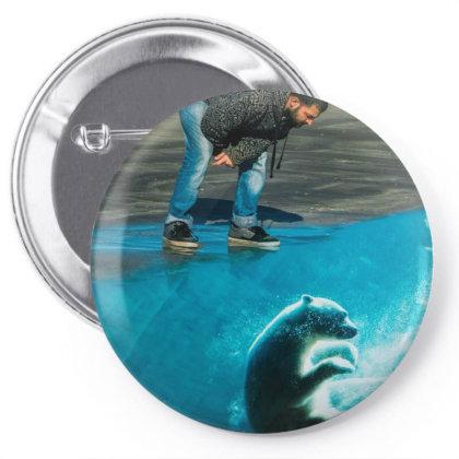 Polar Bear 3 Pin-back Button Designed By Josef.psd