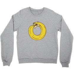 banana snake Crewneck Sweatshirt   Artistshot